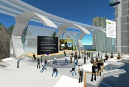 Architecture, Second Life